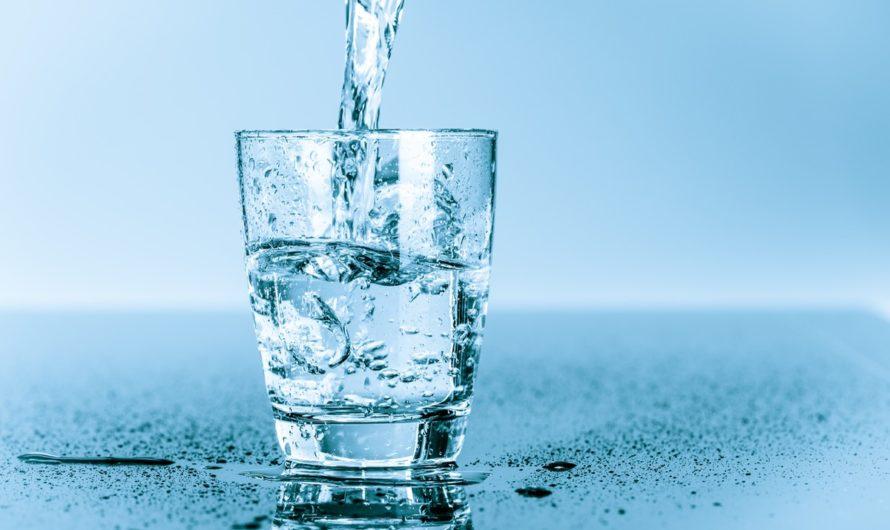 Woda w żywności